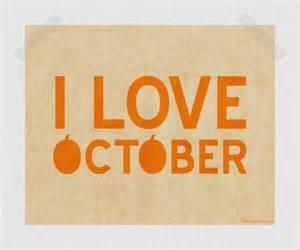 October Pumpkin Quote