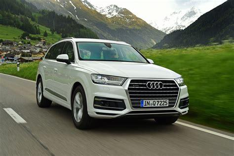New Audi Q7 2018 Review Auto Express