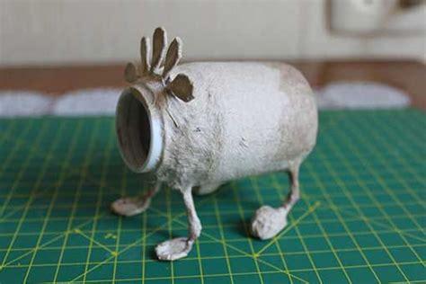 Como hacer un alebrije de papel en forma de rinoceronte