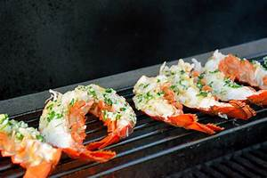Grilled Lobster Tails - Savory Experiments