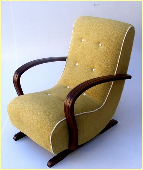Banana Shaped Rocking Chairs by Swivel Rocker Recliner Chair Home Design Ideas