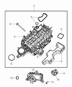 2019 Ram 1500 Manifold Kit  Engine Intake  Intake  Crew