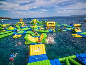 Floating Water Park Scheduled to Open on Grapevine Lake ...