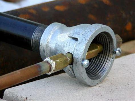 Propane Pipe Burner Design
