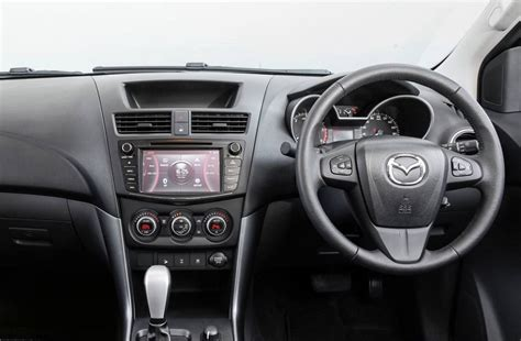mazda bt  xtr review car review central