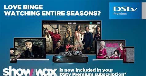 DStv Premium customers get Showmax