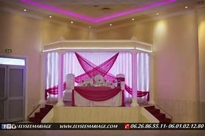 decoration de salle de mariage oriental idees et d With idee couleur pour salon 9 mariage couleur or mariage oriental decorateur mariage