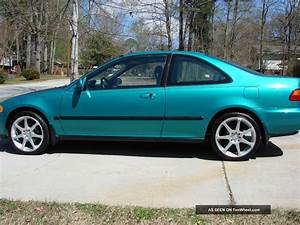 1994 Honda Civic Ex Coupe Weight