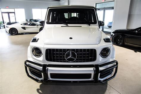 It is available in 6 colors, 3 variants, 2 engine, and 1 transmissions option: Used 2020 Mercedes-Benz G-Class AMG G 63 For Sale ($184,900)   Marino Performance Motors Stock ...