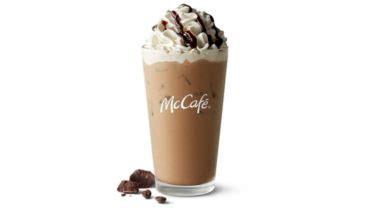 Single door fridge with ice maker mcdonalds iced coffee caramel. McDonald's Coffee Menu | Visit Near by McCafe Taste Best Coffee