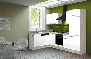 Günstige Küche Mit Elektrogeräten : g nstige l k chen mit elektroger ten ~ Bigdaddyawards.com Haus und Dekorationen