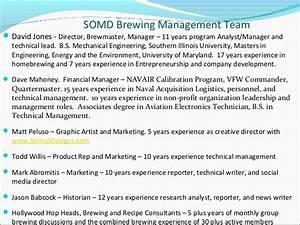 Business plan brewery pdf