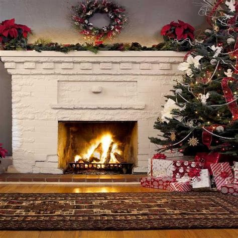 Backdrop With Fireplace by White Fireplace Photo Backdrop 7819 Backdrop