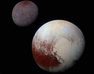 The Big Picture: NASA shows off Pluto's largest moon