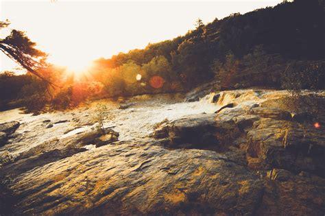 foto de stock gratuita sobre cascada fondo de pantalla