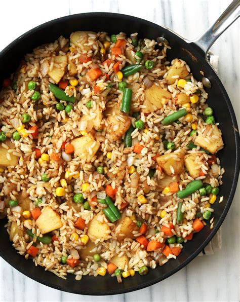Easy Pineapple Fried Rice recipe by Laurel Wassner | The ...