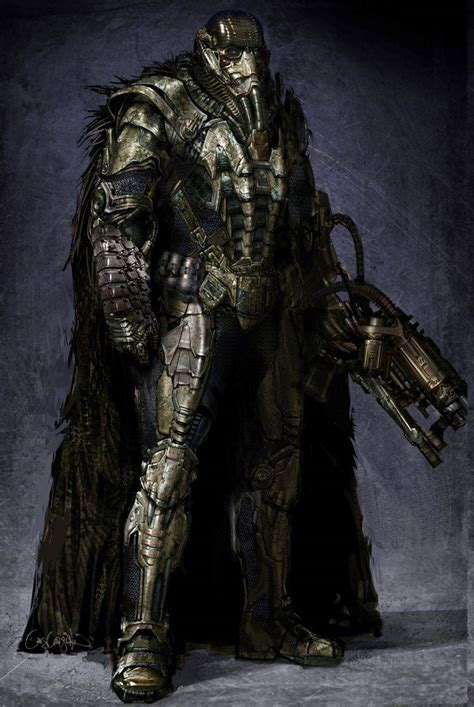 artwork dc comics general zod concept art man  steel