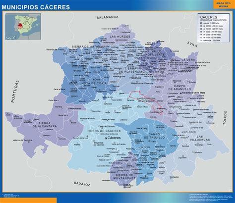 coria caceres mapa mapas c 225 ceres mapas murales espa 241 a y el mundo