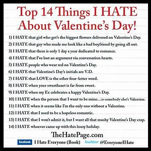 1000+ images about Valentine's Sucks ;) on Pinterest ...