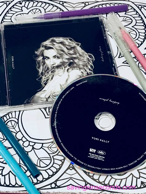 Tori Kelly Hiding Place Cd * 24 Hr Flash #giveaway Ends 9