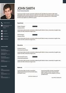 17 best images about cv examples on pinterest free With awesome resume