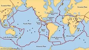 plate tectonics | Britannica.com
