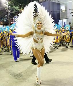 As Rainhas De Bateria Do Carnaval 2015