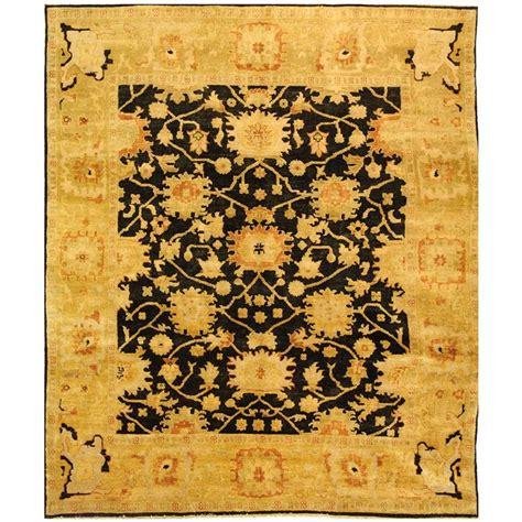 safavieh oushak safavieh oushak black light gold 8 ft x 10 ft area rug