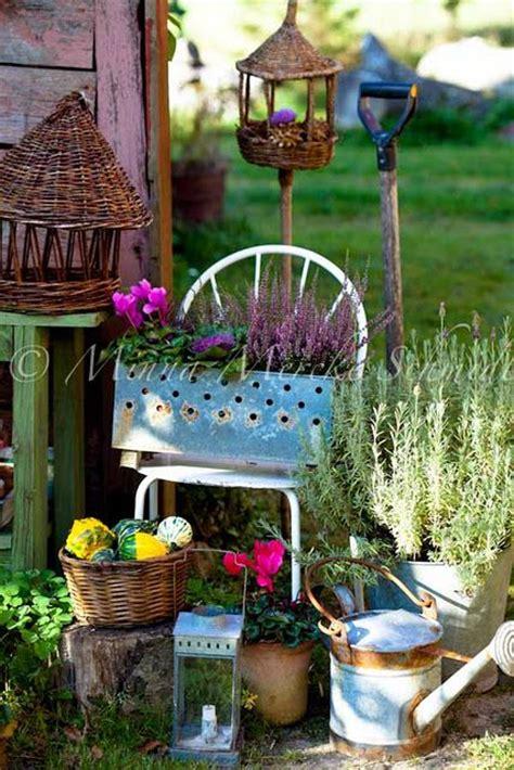 Best Images About Garden Vignettes Pinterest