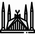 Monuments Flaticon Mosque Faisal Icons Gratis Icono