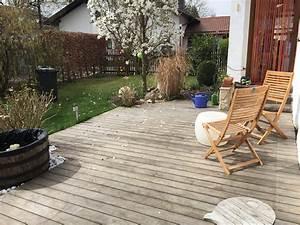 Douglasie Bretter Verlegen : vergraute holzterrasse bs holzdesign ~ Whattoseeinmadrid.com Haus und Dekorationen