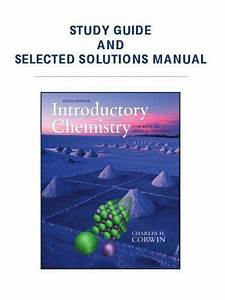 Study Guide  U0026 Selected Solutions Manual For Introductory