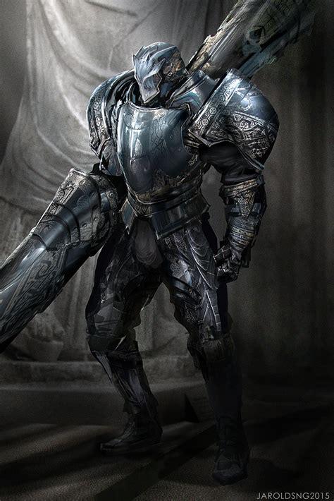artstation javelin knight jarold sng