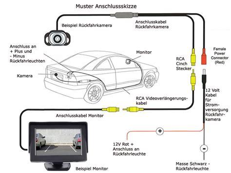 rückfahrkamera einbauen anleitung r 252 ckfahrkamera 180 weitwinkel auto r 252 ckfahr kamera ir