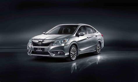 Honda Reveals Dragon Inspired Crider Sedan Autoevolution