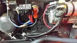 Installing A Block Heater On A B2620 - Orangetractortalks