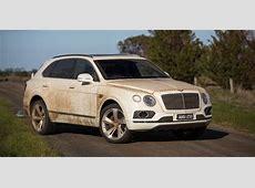 2016 Bentley Bentayga Review photos CarAdvice