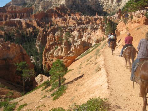 bryce canyon horseback riding bound westward