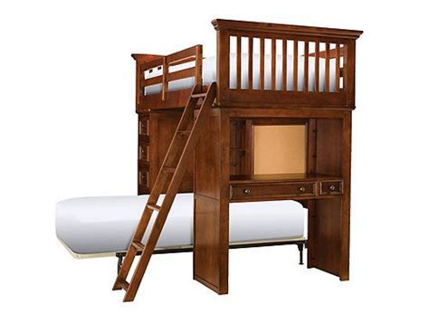 Raymour And Flanigan Bunk Beds by American Spirit Storage Loft Bed Bunk