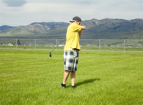 Better Golf Swing by How To Get A Better Golf Swing 3 Steps With Pictures
