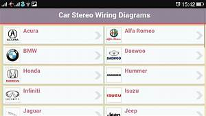 Car Stereo Wiring Diagrams For Android