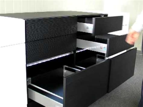 Kitchen Cabinet Shelving Ideas - electric drawer automatic drawer opening system interior