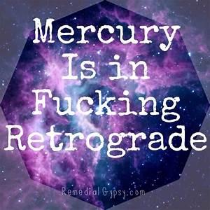 Mercury Retrograde And Fear Vs  Intuition