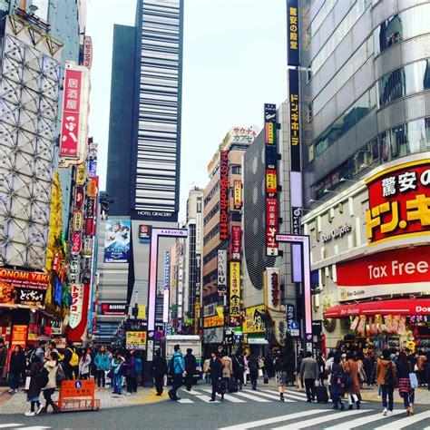 travel guide tokyo japan part