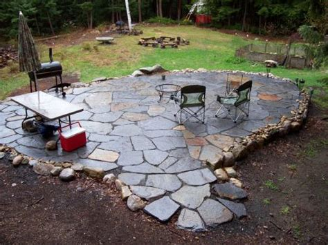 rock patio ideas 301 moved permanently