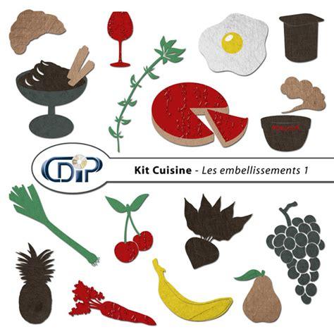 scrapbooking cuisine kit cuisine en téléchargement cdip boutique