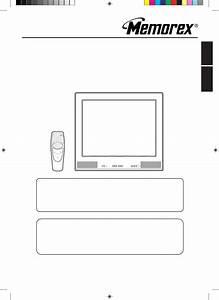 Memorex Crt Television Mt2272 User Guide