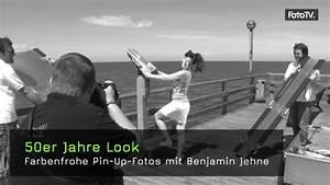 50 Jahre Look : video 50er jahre look farbenfrohe pin up fotos mit benjamin jehne ~ Sanjose-hotels-ca.com Haus und Dekorationen