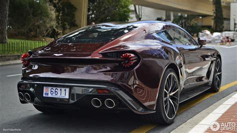 Aston Martin Vanquish Zagato 26 March 2017 Autogespot