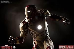 Iron Man 3 Mark 42 Wallpaper Hd 1920×1080
